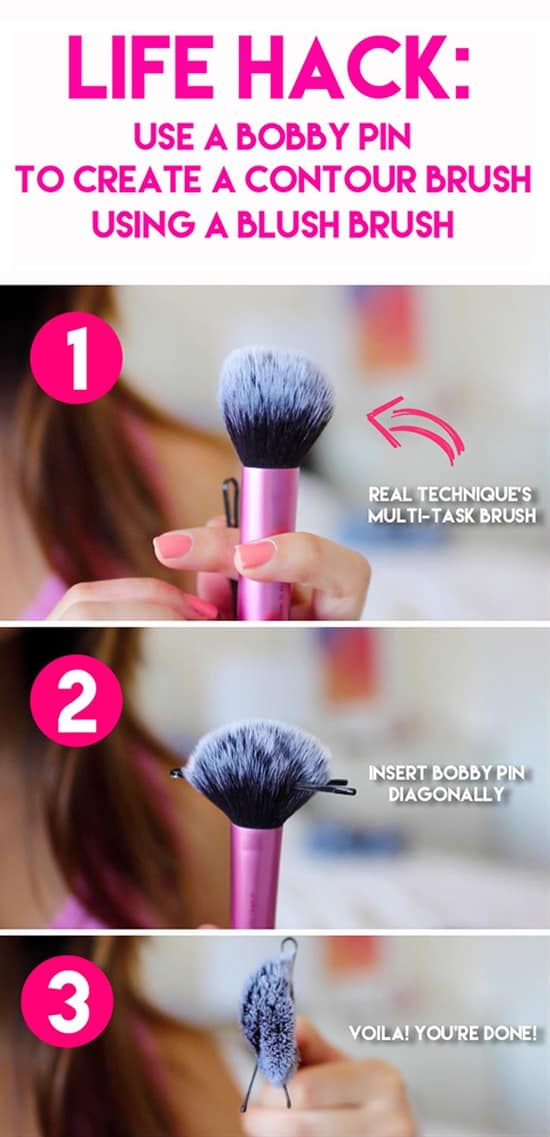 genius makeup hacks