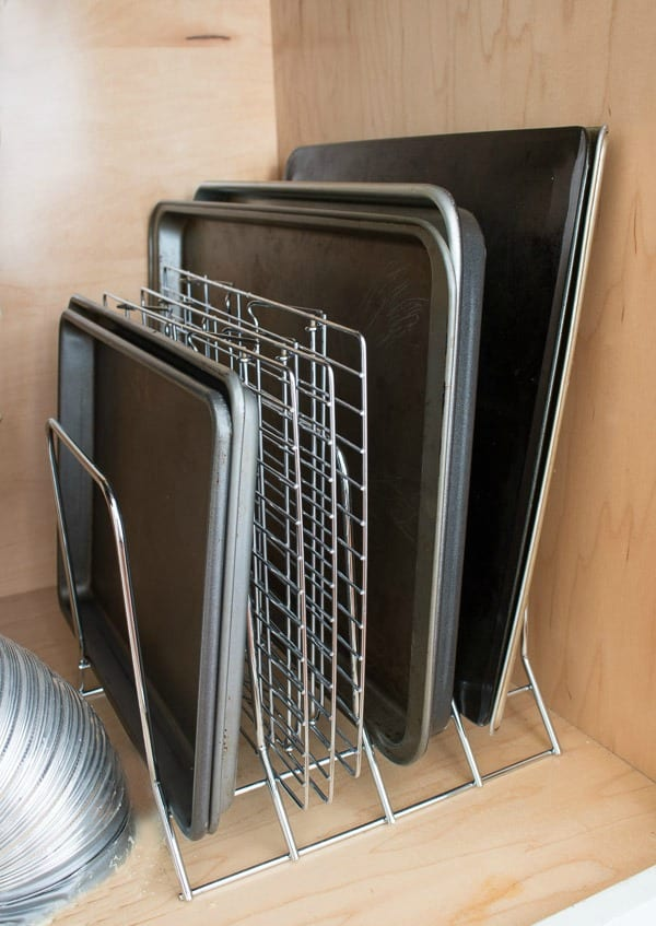 Kitchen Cabinet Organization Ideas