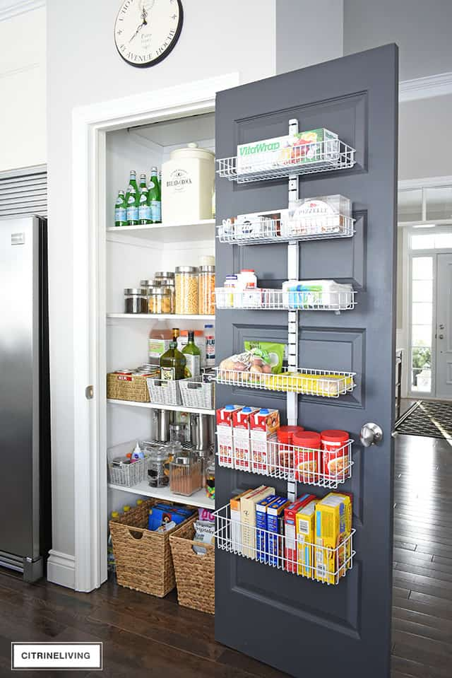 13 Genius Pantry Organization Ideas That\'ll Blow Your Mind ...