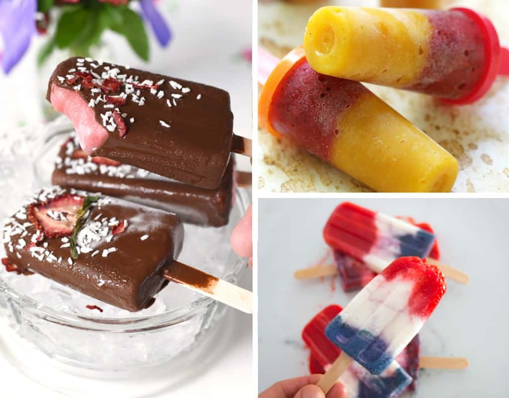 Best-ever Homemade Ice Lolly Recipes Perfect for Summertime