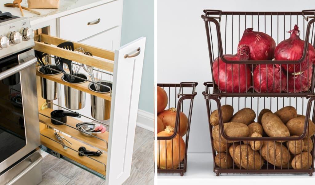 15 Mind-Blowing Kitchen Cabinet Organization Ideas You\'ll ...