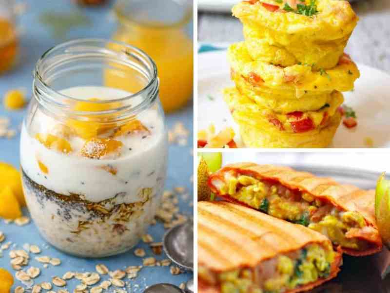 Make Ahead Breakfast Recipes Perfect For Busy Mornings