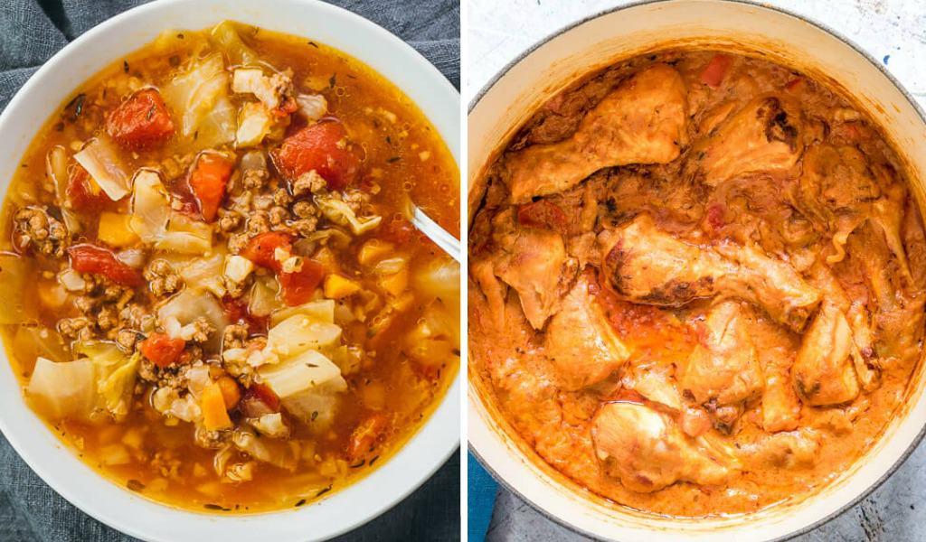 low carb keto soup recipes