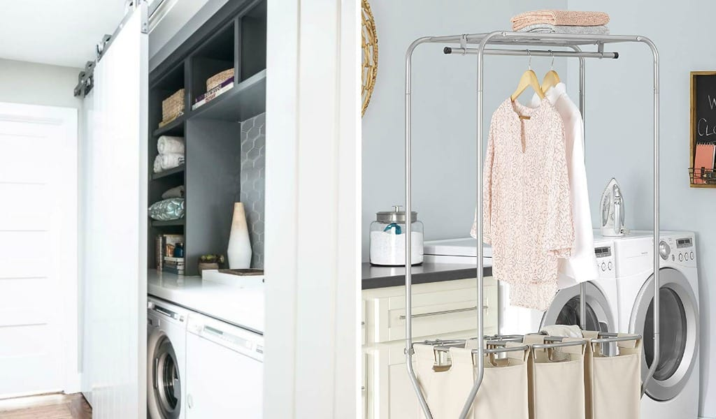20 laundry room organization ideas that can function easily