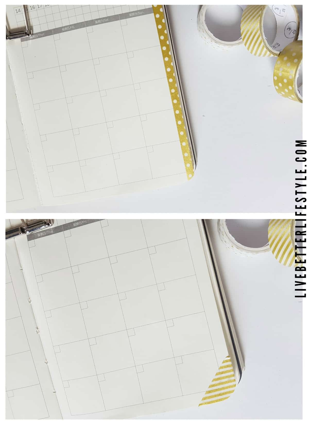 Bullet Journal Hacks
