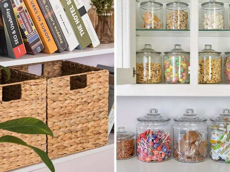 storage organizer ideas