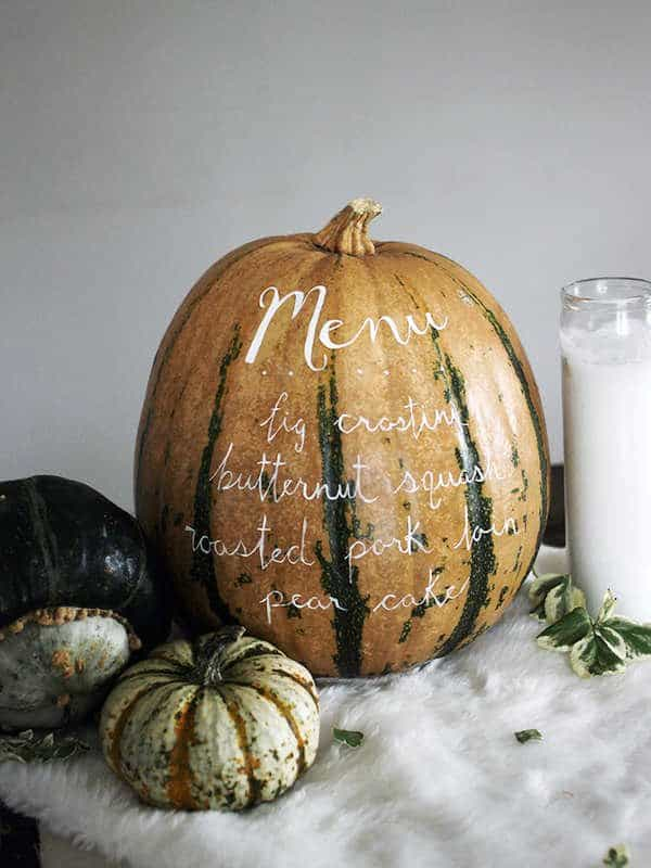 DIY Painted Pumpkin Ideas for Thanksgiving