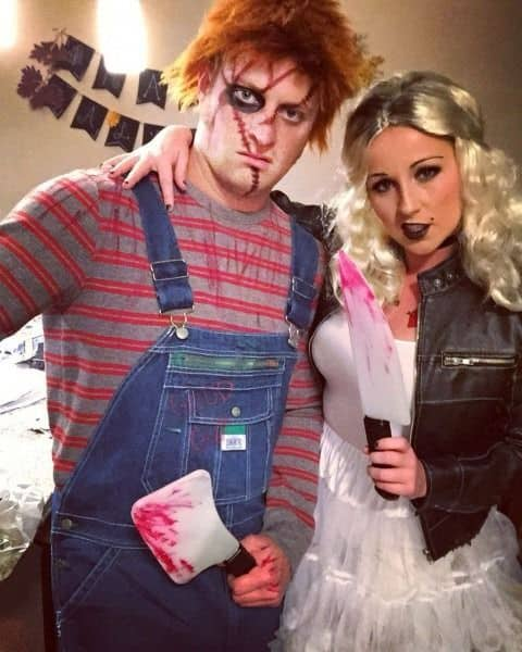 Popular Halloween Costumes for Couple
