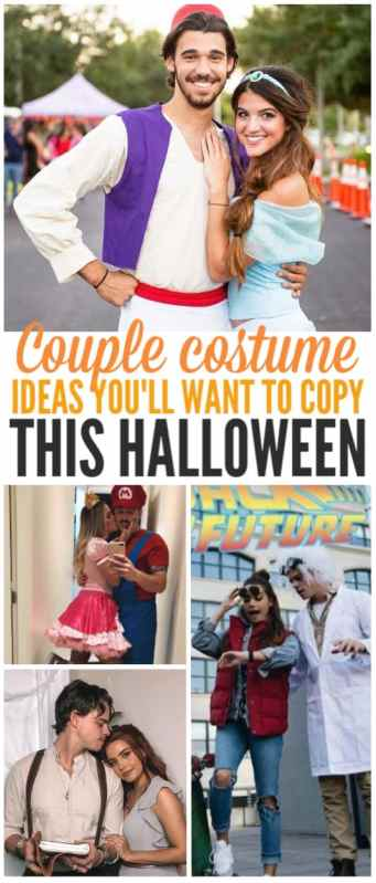 couple costume ideas for halloween