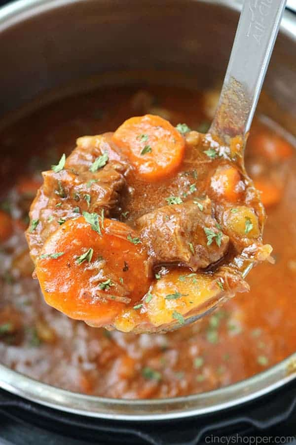 hearty instant pot recipes