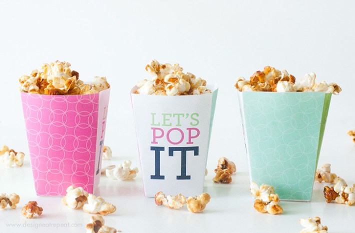 Attractive Packaging Boxes Represent Your Popcorns: