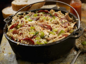 southern-jambalaya-RV-cooking