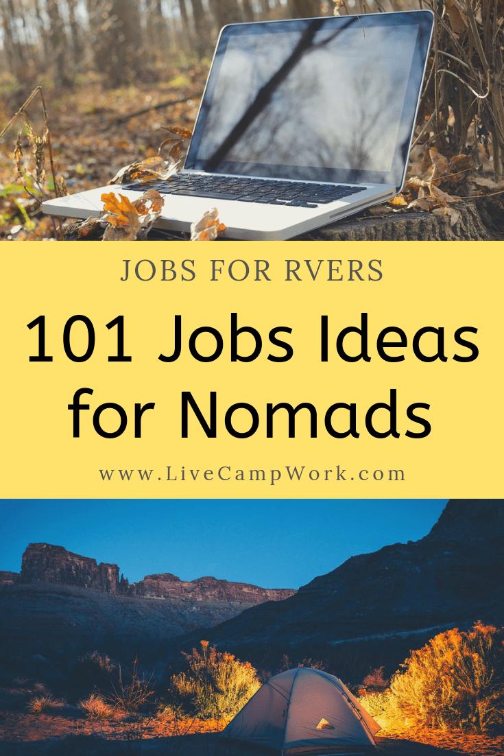 Jobs for Digital Nomads