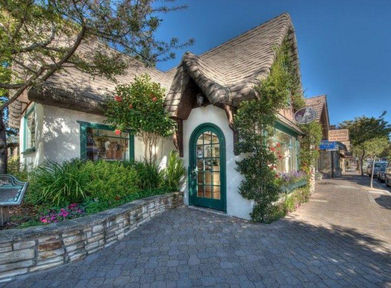 Carmel by the Sea, Big Sur fairy house