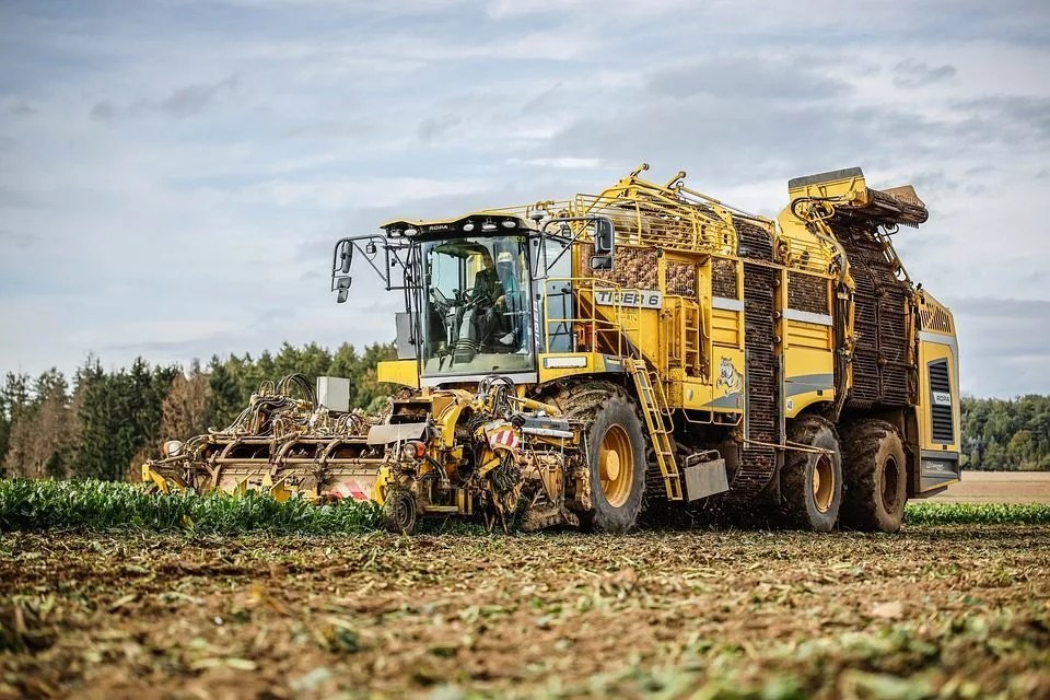 Sugar Beet Harvest Working Conditions