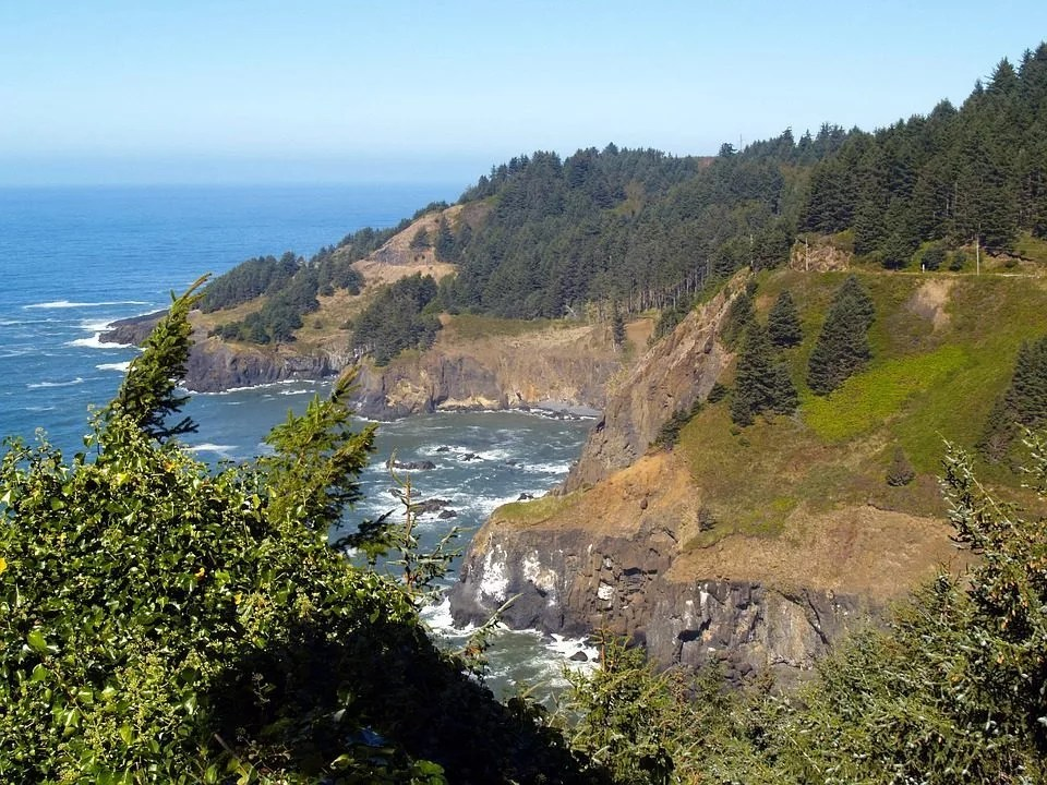 Campsites on the Oregon Coast Camping