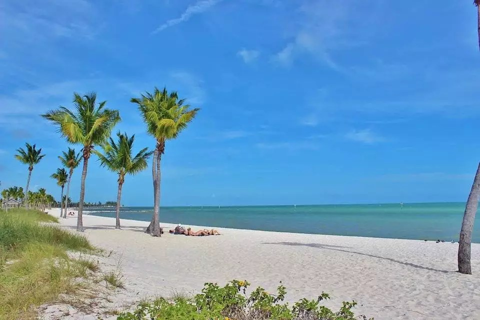 State Park Campgrounds on the Florida Keys