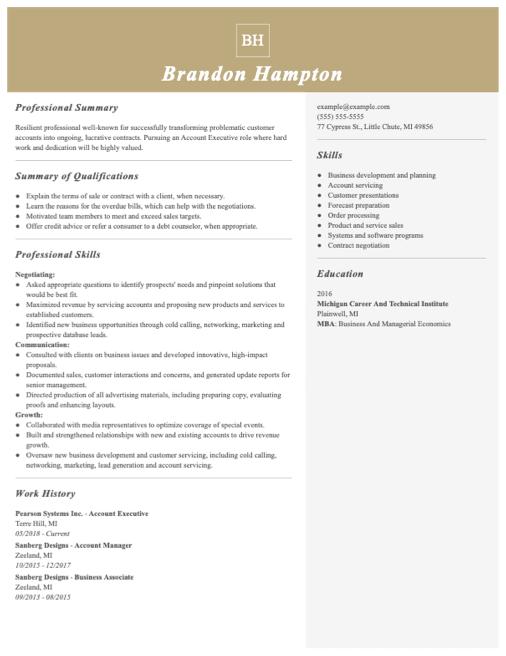 Dating Resume Template : dating, resume, template, Resume, Templates, Customize, LiveCareer
