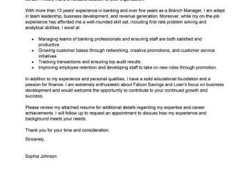 Loan Auditor Cover Letter