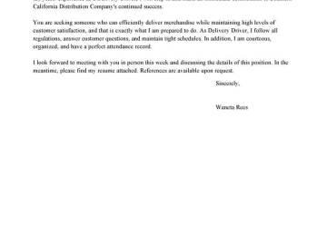Warehouse Driver Cover Letter | 12 13 Cover Letter For Forklift ...