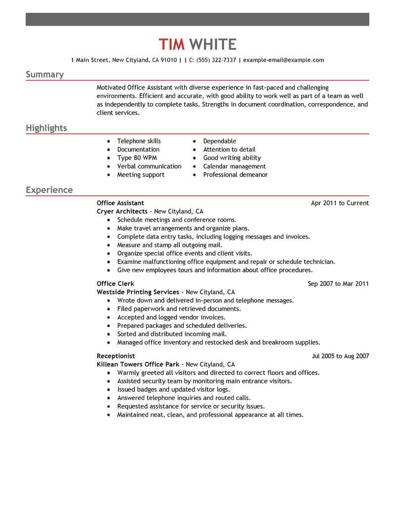Example Of Resume With Working Experience Crew Member Resume Sample No Experience Resumes Livecareer