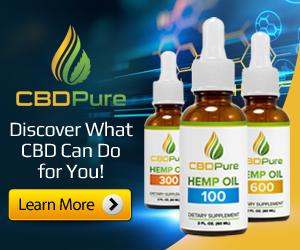 CBDPure CBD Oil