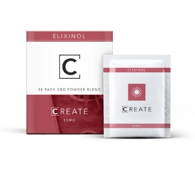 Elixinol CBD Powder Berry