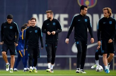 Alasan Kenapa Barcelona Cadangkan Lionel Messi Dan Busquets