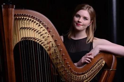 Claire Marie - Harpist