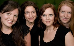 Book An All Female String Quartet in London - Live Classical Musicians