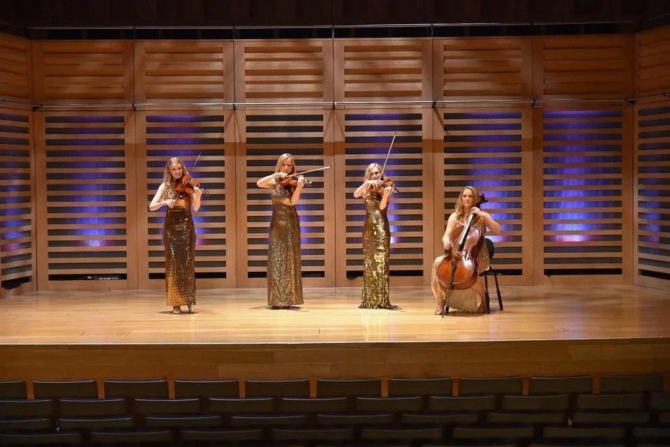 Gold String Quartet - London - Live Classical Musicians