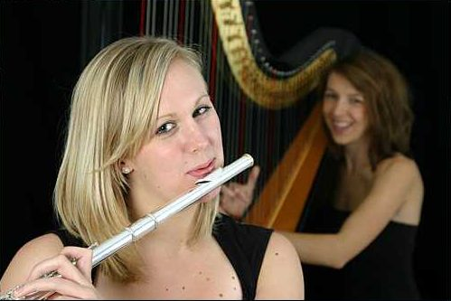 Harp Flute Book Events London