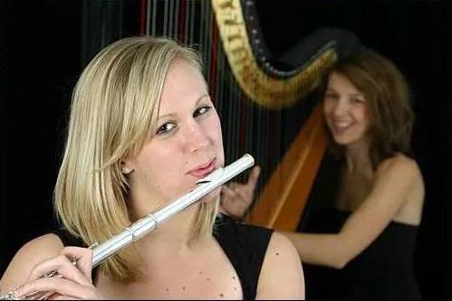 Harp Flute Book Events London