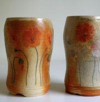 poppy cups