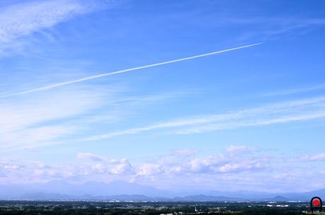 青空といろんな雲達の写真