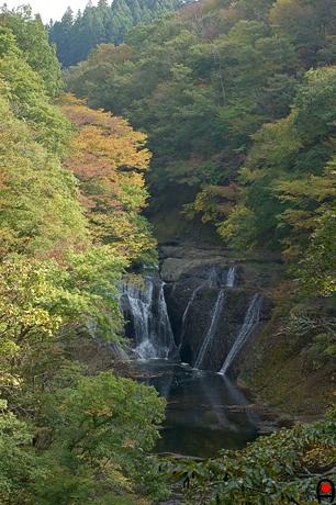 生瀬の滝とその周辺の写真