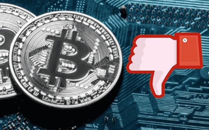 Facebook bane todos anúncios de Bitcoin, ICO's e outras criptomoedas
