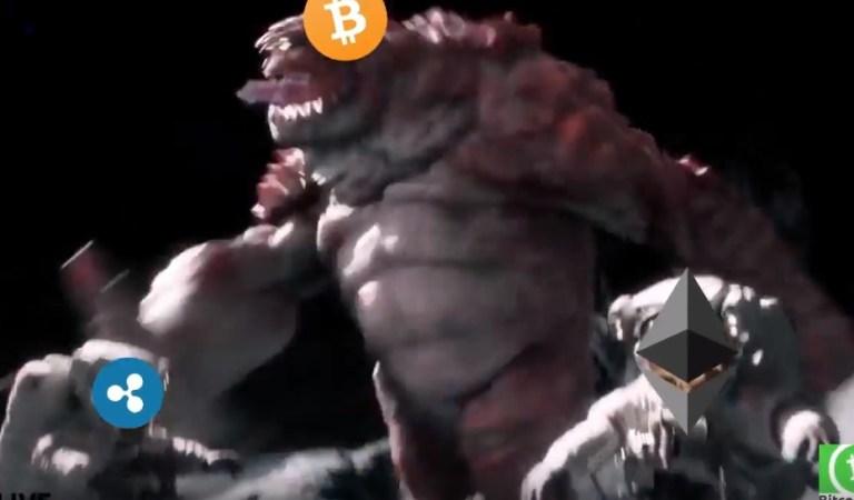 Resumo do Bitcoin em 2017