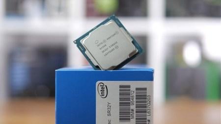 Melhores CPUs para mineração Intel Pentium G4560