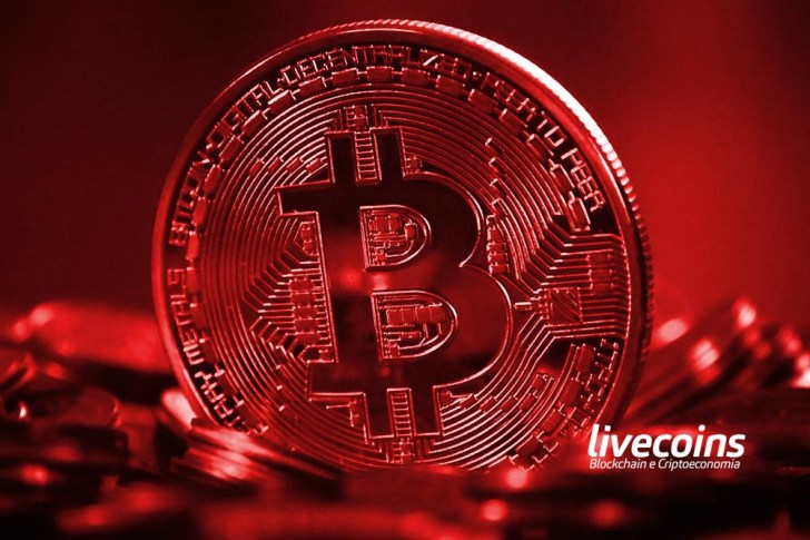 bitcoin perdendo dominância