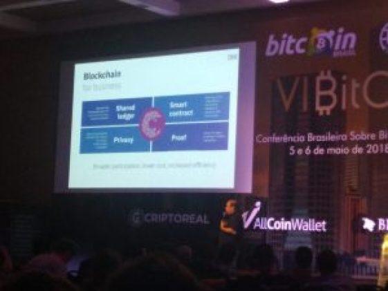Apresentação na VI Bitconf