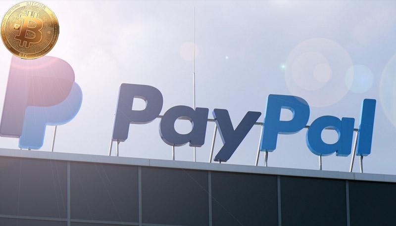 paypal accept bitcoin