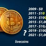 Bitcoin 2 anos