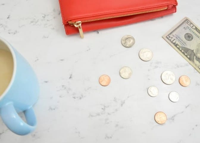 Focused Friday Post 6-Budgeting For Month End