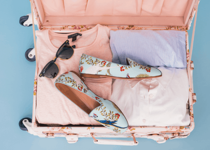 Focused Friday-How To Stay Focused When Packing For A Trip