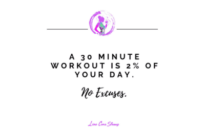 Motivational Monday Post 30: What's 30 Minutes?