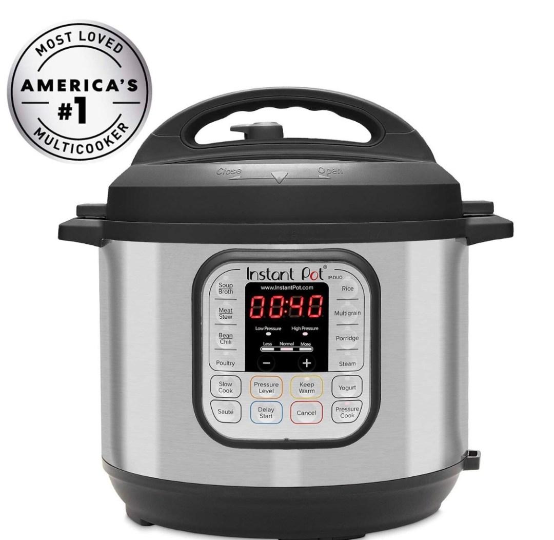 Insta Pot Multi-Use Pressure Cooker