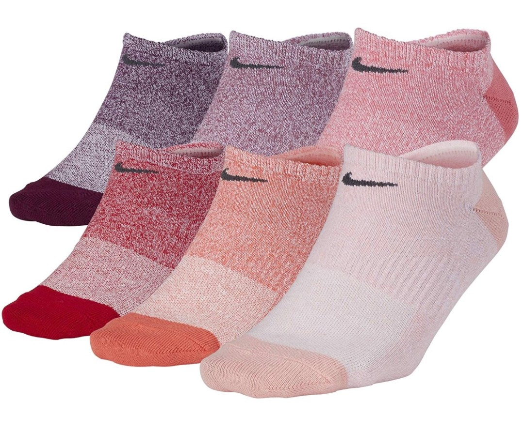 Nike Women's Everyday Lightweight No-Show Socks