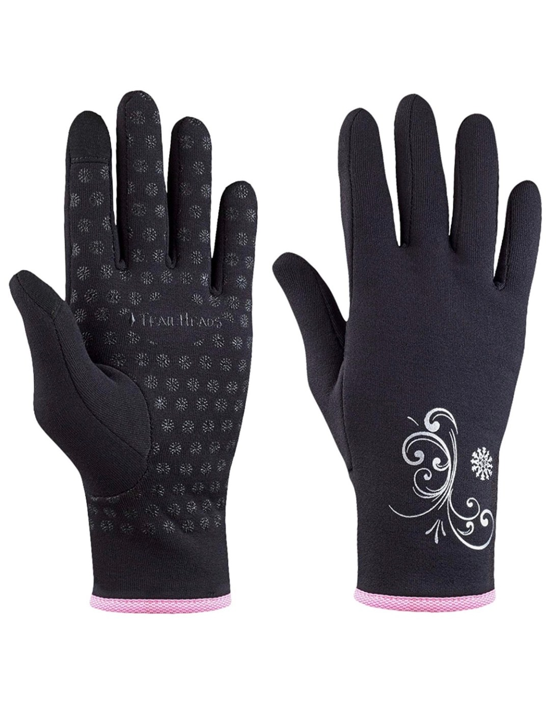 Women's Touch Screen Running Gloves