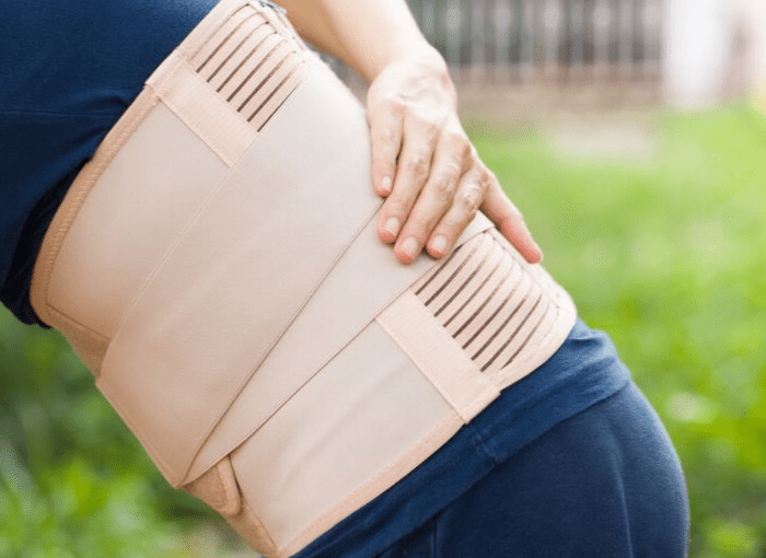 How Do You Wear The 3 in 1 Postpartum Belly Wrap?
